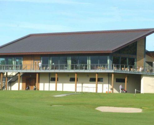 Wexford Golf Club Roof
