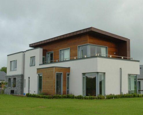 HOUSE BALLINCOLLIC CORK KME CLASSIC COPPER & VM QUARTZ ZINC